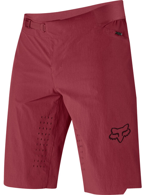 Fox Flexair No Liner Baggy Shorts Men cardinal
